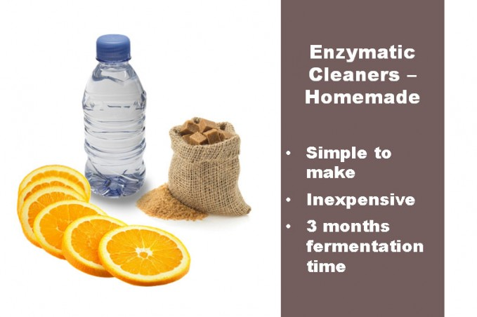Enzymatic Cleaner Recipe