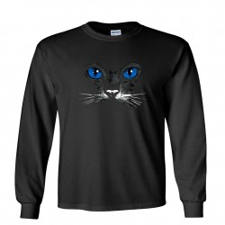 black-cat-blue-eyes-blueeyes-longsleeve