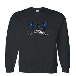 black-cat-blue-eyes-blueeyes-sweatshirt